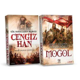 Cengiz Han Seti - 2 Kitap Takım