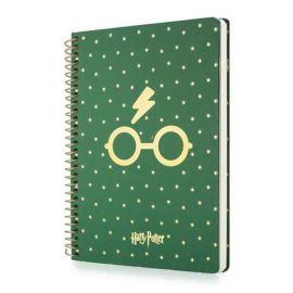 Mabbels Harry Potter Spiralli Butik Defter