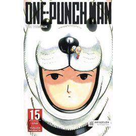 One-Punch Man - Cilt 15