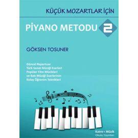 Küçük Mozartlar İçin Piyano Metodu - 2