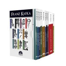 Franz Kafka Set - 10 Kitap Takım