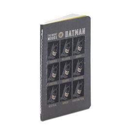 Mabbels DC Comics Batman Mini Defter