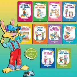 Tali İngilizce Set - 10 Kitap Takım