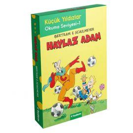 Haylaz Adam Seti - 5 Kitap Takım