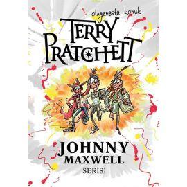 Johnny Maxwell Seti - 3 Kitap Takım