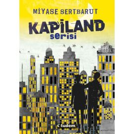 Kapiland Serisi - 4 Kitap Takım