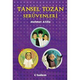 Tansel Tozan Serüvenleri Kutulu - 3 Kitap Takım