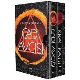 Cadı Avcısı Serisi Kutulu Set - 3 Kitap Takım (Ciltli)