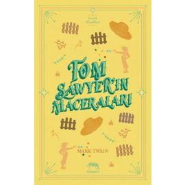 Tom Sawyer'ın Maceraları (Ciltli)