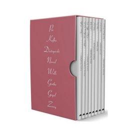 Resimli Başyapıtlar Seti - 8 Kitap Takım