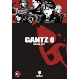 Gantz - Cilt 6