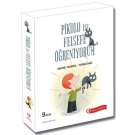 Pikolo İle Felsefe Öğreniyorum - 9 Kitap Set