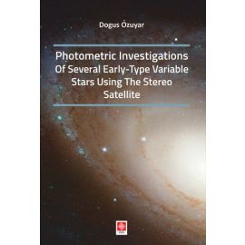 Photometric Investigations of Several Early-Type Variable Stars Using The Stereo Satellite