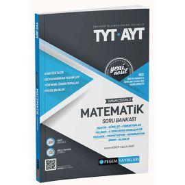2022 TYT-AYT Tamamı Çözümlü Matematik Soru Bankası