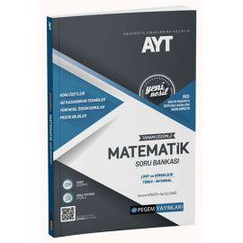 2022 Üniversite Sınavlarına Hazırlık AYT Tamamı Çözümlü Matematik  Soru Bankası