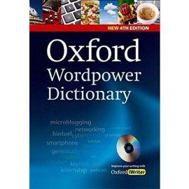 Oxford Wordpower Dictionary English English
