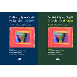 Endüstri, İş ve Örgüt Psikolojisi El Kitabı - 2 Cilt Takım (Ciltli)