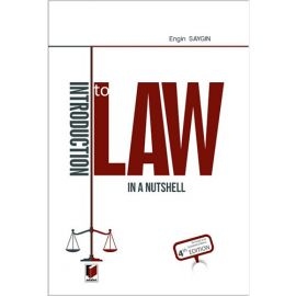 Introduction to Law in a Nutshell