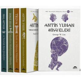 Maya Mitolojik Hikayeler Seti - 5 Kitap Takım