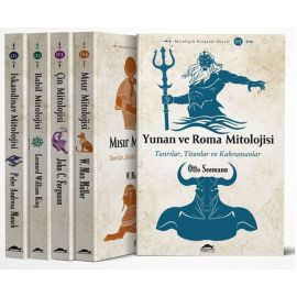 Maya Mitolojik Kitaplar Seti - 5 Kitap Takım