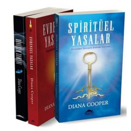 Diana Cooper Seti - 3 Kitap Takım