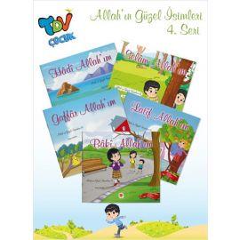 Allah'ın Güzel İsimleri 4. Seri - 5 Kitap Takım