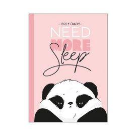 Legami Ajanda Mini Foto Haftalık 2021 Panda