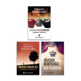 Gülseren Budayıcıoğlu 3 Kitap Takım