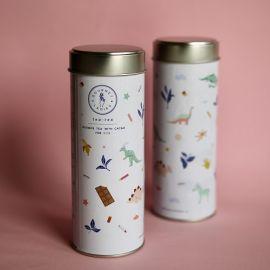 Gourmet Ladies Tea-Rex – Rooibos Tea with Cacao for Kids (50 gr.)