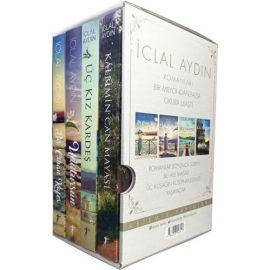 Toçev - İclal Aydın Romanları - 4 Kitap Set