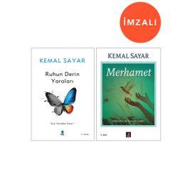 Kemal Sayar 2 Kitap Takım - İMZALI