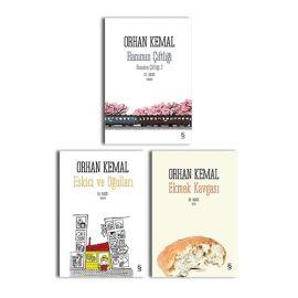 Orhan Kemal - 3 Kitap Takım