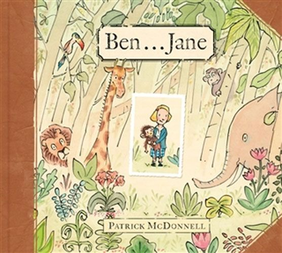 Ben… Jane (Ciltli)