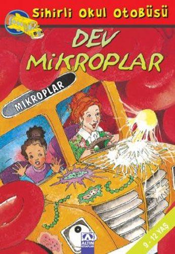 Sihirli Okul Otobüsü - Dev Mikroplar-0