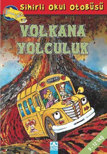 Sihirli Okul Otobüsü - Volkana Yolculuk -0