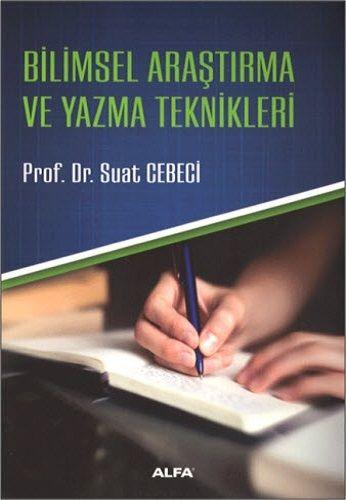Bilimsel Araştırma Ve Yazma Teknikleri-0