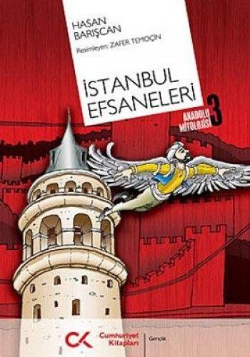 İSTANBUL EFSANELERİ ANADOLU MİTOLOJİSİ 3-0