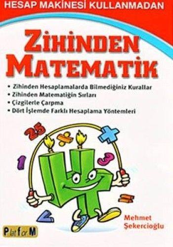 ZİHİNDEN MATEMATİK-0