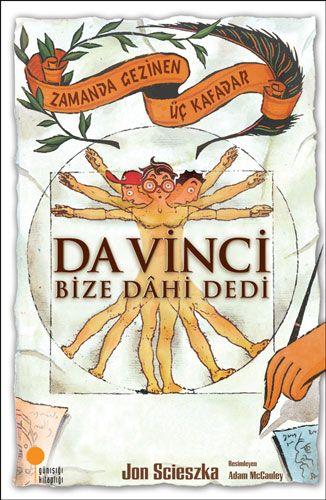 Da Vinci Bize Dahi Dedi-0