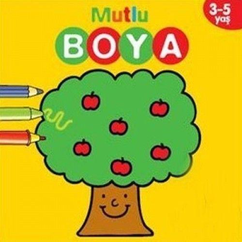 MUTLU BOYA 3-5 YAŞ-0