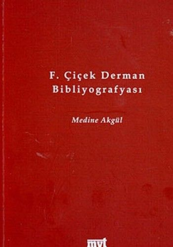 F.ÇİÇEK DERMAN BİBLİYOGRAFYASI-0