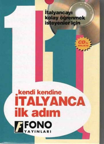 İtalyanca İlk Adım (MP3 CD)-0