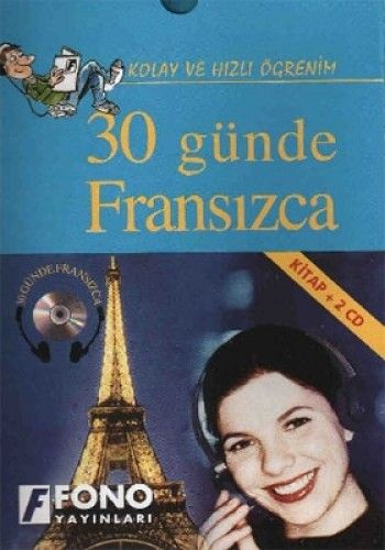 30 GÜNDE FRANSIZCA CD'Lİ-0