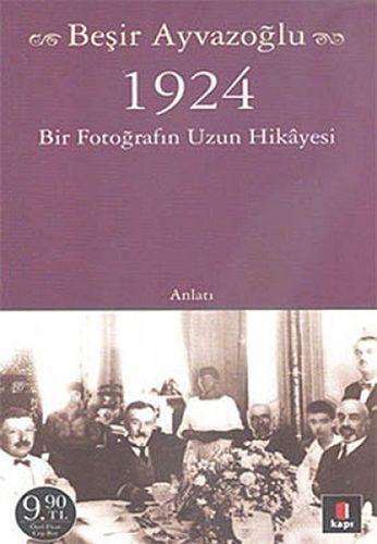 1924 Bir Fotoğrafın Uzun Hikayesi (Cep Boy)-0