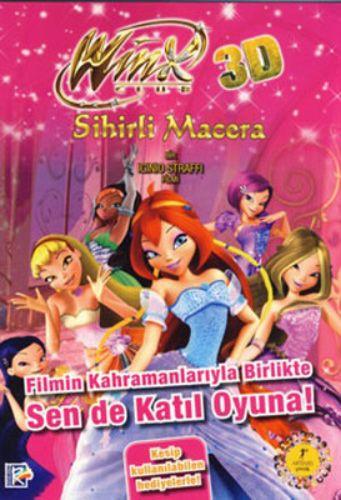Winx Club 3D Sihirli Macera-0