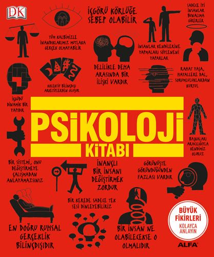 Psikoloji Kitabı (Ciltli)-0