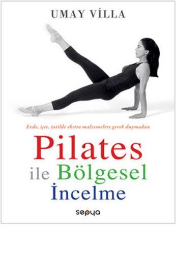 Pilates ile Bölgesel İncelme DVD-0