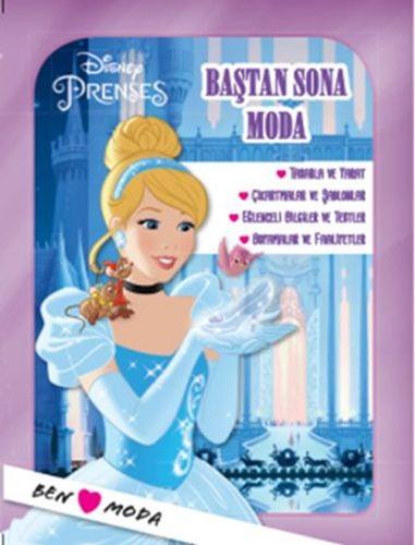 Disney Prenses Baştan Sona Moda-0