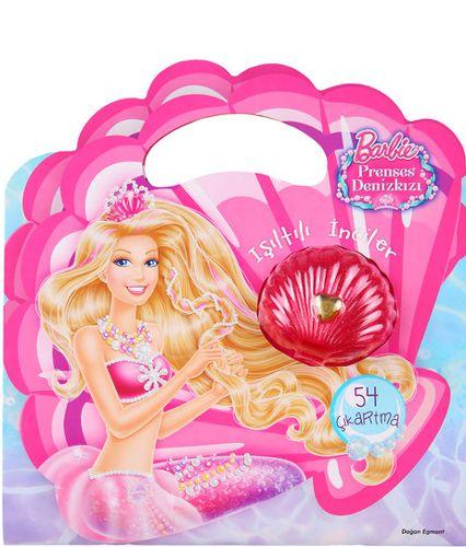 Barbie Prenses Denizkızı - Işıltılı İnciler-0
