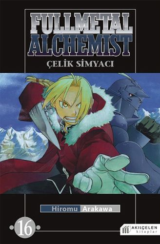 Fullmetal Alchemist - Çelik Simyacı 16-0